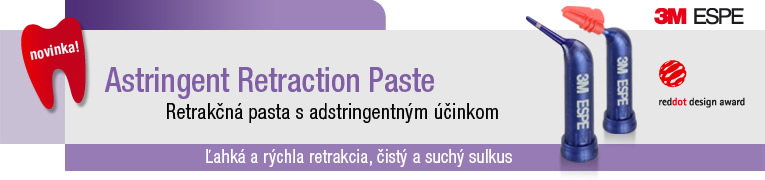 Astringent Retraction Paste refill