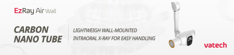 Lightweight wall-mounded EzRay Air wall