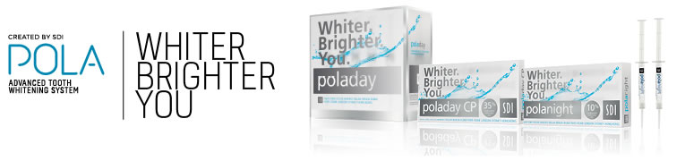 POLA Whiter brighter you