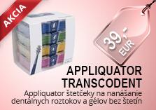 Appliquator Transcodent