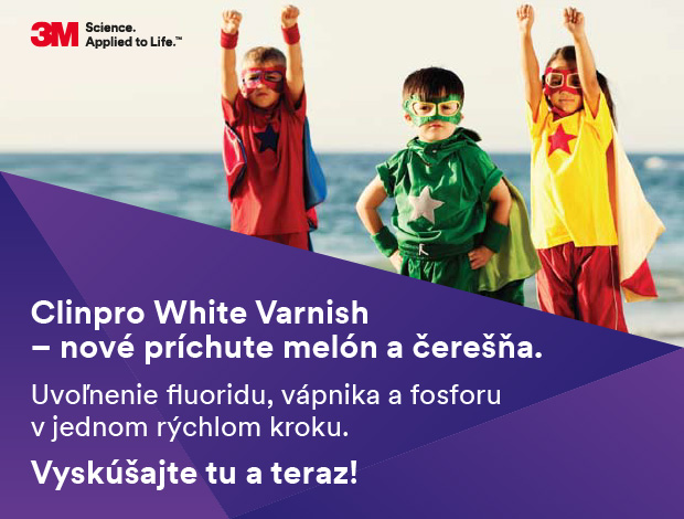 Clinpro white Varnish