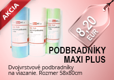 podbradniky Maxi Plus