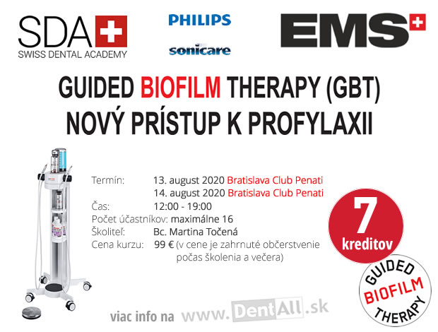 Guided Biofilm therapy 08/2020