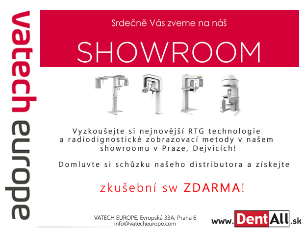 Vatech europe - showroom